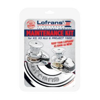 Windlass Maintenance Kits