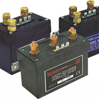 Control Boxes Solenoids for DC